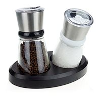 Toro Salt and pepper mill, 19/12 / 14cm, set 2pcs - Manual Spice Grinder