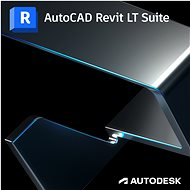 AutoCAD Revit LT Suite 2020 Commercial New License for 1 Year (Electronic License) - CAD/CAM Software