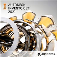 Commercial New Inventor LT 2021 for 1 Year (Electronic License) - CAD/CAM Software