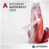AutoCAD LT Commercial Renewal 1 Year Electronic License - CAD/CAM Software
