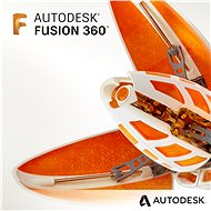 Fusion 360 CLOUD Commercial New for 1 Year (Electronic License) - Electronic license