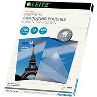 LEITZ A4 with Routing Technology, 100 Mic - Laminating pockets