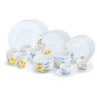 By-inspire Dining Set 28-Piece Meadow - Dish set