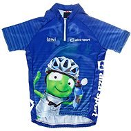 Alza + Lawi Cycling for children - boys, size 128cm - Cycling jersey