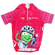 Alza + Lawi Cyclodres for children - girls, size 128cm - Cycling jersey