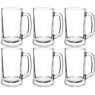 Mäser Dresden Clear Glass 33cl 6 pcs - Beer Glass