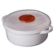 M.A.T. Pot for Microwave, 2l Round PH - Microwave-Safe Dishes