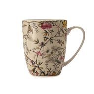 Maxwell & Williams Cup 400ml William Kilburn Summer Blossom - Coffee Cups