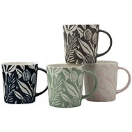 Maxwell & Williams HABITAT Set of 4 Mugs 400ml - Mug
