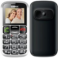 MAXCOM MM462 black - Mobile Phone