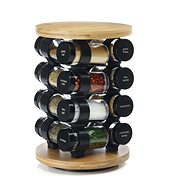 Maxwell & Williams SPICE IT UP BAMBOO Spice Rack - Set