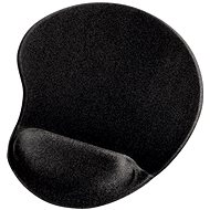 Hama Gel Mouse Pad, Black - Mouse Pad