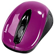 Hama AM-7300 black/blackberry - Mouse