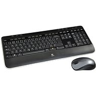 Logitech Wireless Combo MK520 CZ+SK - Mouse/Keyboard Set