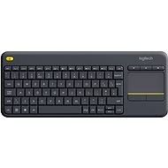 Logitech Wireless Touch Keyboard K400 Plus UK - Keyboard