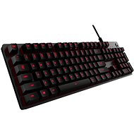 Logitech G413 Carbon US - Gaming Keyboard