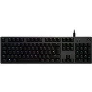 Logitech G512 SE RGB Mechanical Gaming Keyboard (INT) - Gaming keyboard
