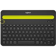 Logitech Bluetooth Multi-Device Keyboard K480 US black - Keyboard
