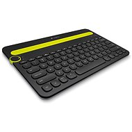 Logitech Bluetooth Multi-Device Keyboard K480 CZ black - Keyboard