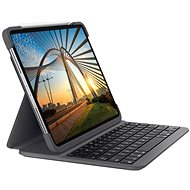 """Logitech Slim Folio for iPad Pro 11"""" (1st and 2nd Generations) - Tablet Case"""