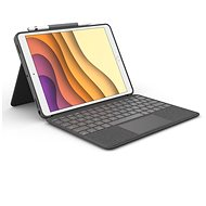 """Logitech Combo Touch for iPad Air and iPad Pro 10.5""""- UK - Keyboard"""