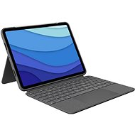 """Logitech Combo Touch for iPad Pro 11 """"(1st, 2nd and 3rd gen), gray - UK - Keyboard"""