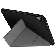 Uniq Transforma Rigor iPad Pro 12.9 (2018) Ebony Black - Tablet Case