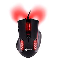 C-TECH Empusa (Red backlighting) - Gaming mouse