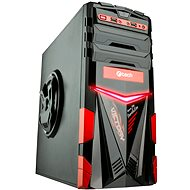 C-TECH ARES Black/Red - PC Case