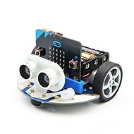 Cutebot - Race Car (without micro:bit) - Programmable Building Kit