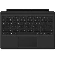 Microsoft Surface Pro 4 Type Cover Black - Keyboard