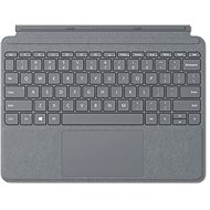 Microsoft Surface Go Type Cover Platinum - Keyboard