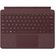 Microsoft Surface Go Type Cover Burgundy