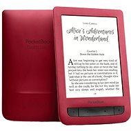 PocketBook 626 (2) Touch Lux 3 red - E-book Reader