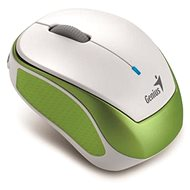 MicroTraveler 9000R Genius V3 white-green - Mouse