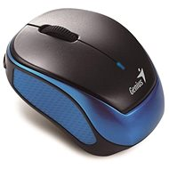 Genius V3 9000R MicroTraveler black-blue - Mouse