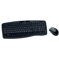 Genius KB-8000X CZ+SK Black - Mouse/Keyboard Set