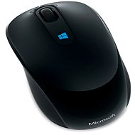 Microsoft Sculpt Mobile Mouse Wireless, black - Mouse