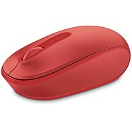 Microsoft Wireless Mobile Mouse 1850 Flame Red - Mouse