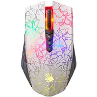 A4tech Bloody A60 Blazing V-Track Core 2 White - Gaming mouse