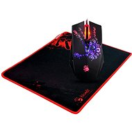A4tech Bloody X GLIDE A6081 - A60 mouse + B-081 mousepad - Gaming mouse