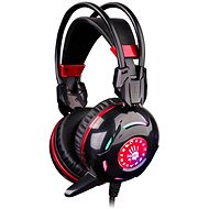 A4tech Bloody G300 black - Gaming Headset