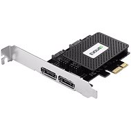 EVOLVEO 2x eSATA & 2x SATA III PCIe, Expansion Card - Expansion Card