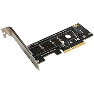 EVOLVEO NVMe SSD PCIe, Expansion Card - Expansion Card