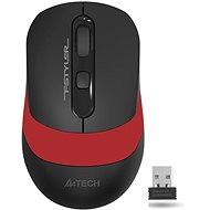 A4tech FG10 FSTYLER Red - Mouse