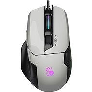 A4tech BLOODY W70MAX, White - Gaming Mouse