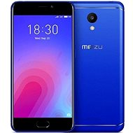 Meizu M6 32GB Blue - Mobile Phone