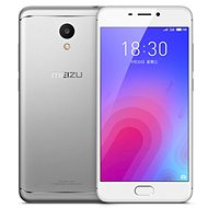 Meizu M6 2/16GB silver - Mobile Phone