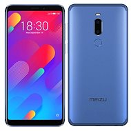 Meizu M8 blue - Mobile Phone