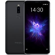 Meizu Note 8 black - Mobile Phone